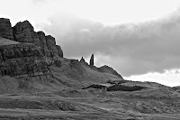 Old Man of Storr and the faerie king