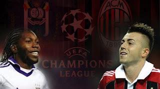 Milan anderlect