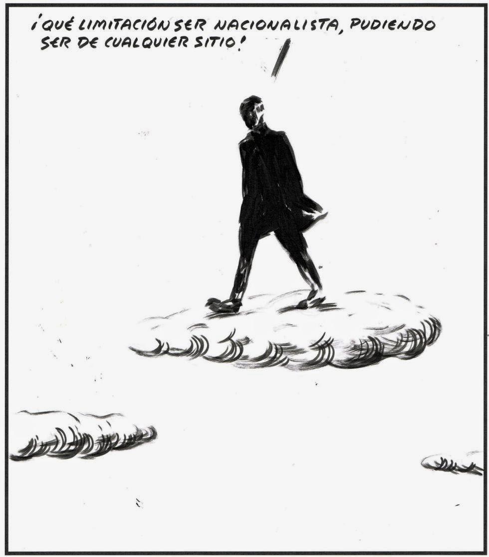• 'DISSIDENTS'. El precio de la discrepancia en la Cataluña nacionalista. El_Roto_16