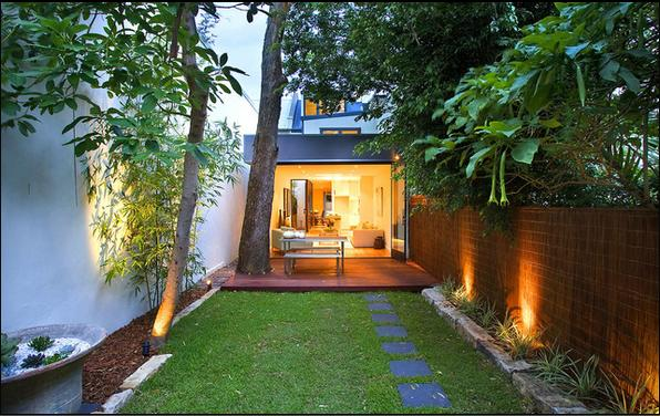 Fotos de jardin jardin casas minimalistas for Jardines minimalistas pequenos