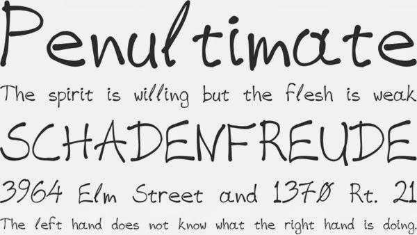 Free Handwriting