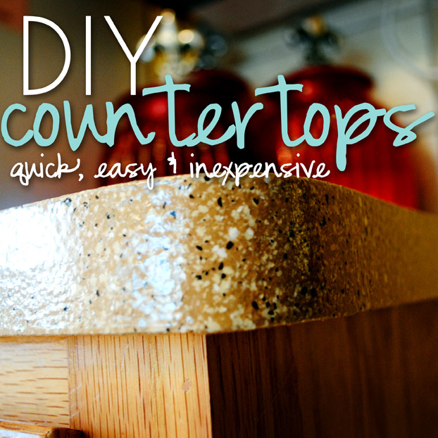 diy kitchen countertop ideas 10 diy kitchen countertops ideas diy