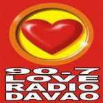 Love Radio Davao DXBM 90.7 MHz