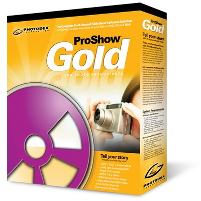 Proshow gold video editing free download
