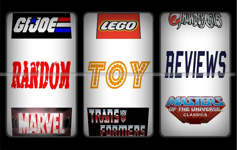Random Toy Reviews