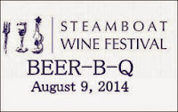 Steamboat Wine Fest Beer-B-Q