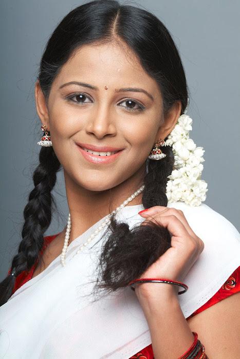 subhiksha spicy in saree unseen pics