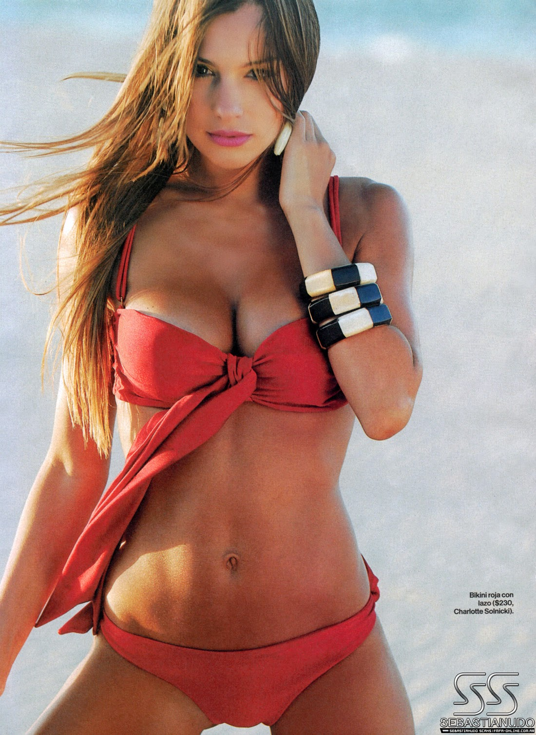 Xxx Pampita Hot Nude 4