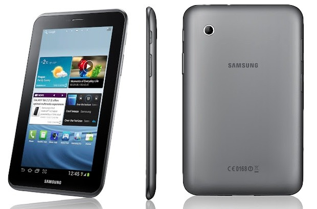SAMSUNG GALAXY TAB 2 7.0 - Download GT-P3110 User Guide