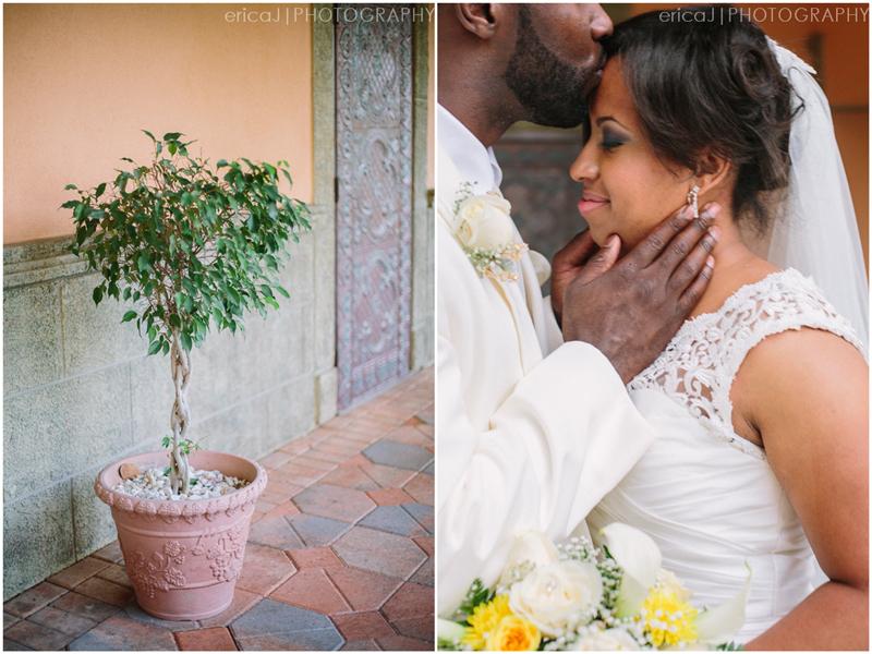 signature grand wedding bride and groom photo