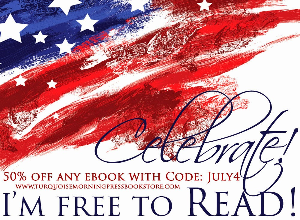 50% off TMP books during July 2014