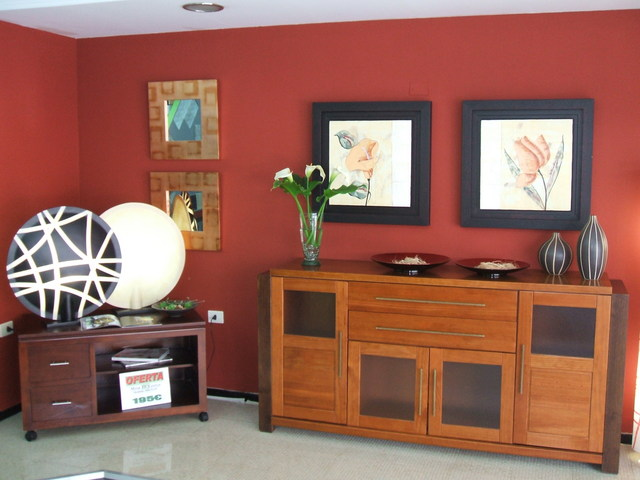 Pintura y estilos - Estilos de pintura para paredes ...