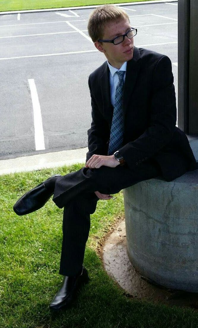 Elder Colter Abercrombie