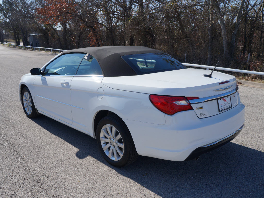 For Sale Used 2012 Chrysler 200 Convertible Tdy Sales 817