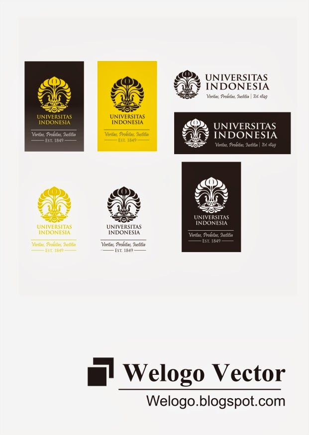 Logo Universitas Indonesia Vector