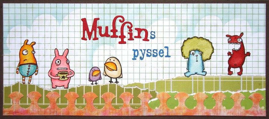 Muffins pyssel