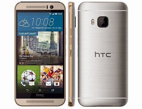 Harga HTC One M9 - Technogrezz