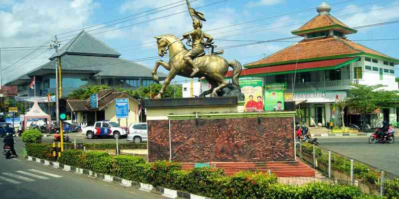 Kota Wates Kulon Progo Yogyakarta