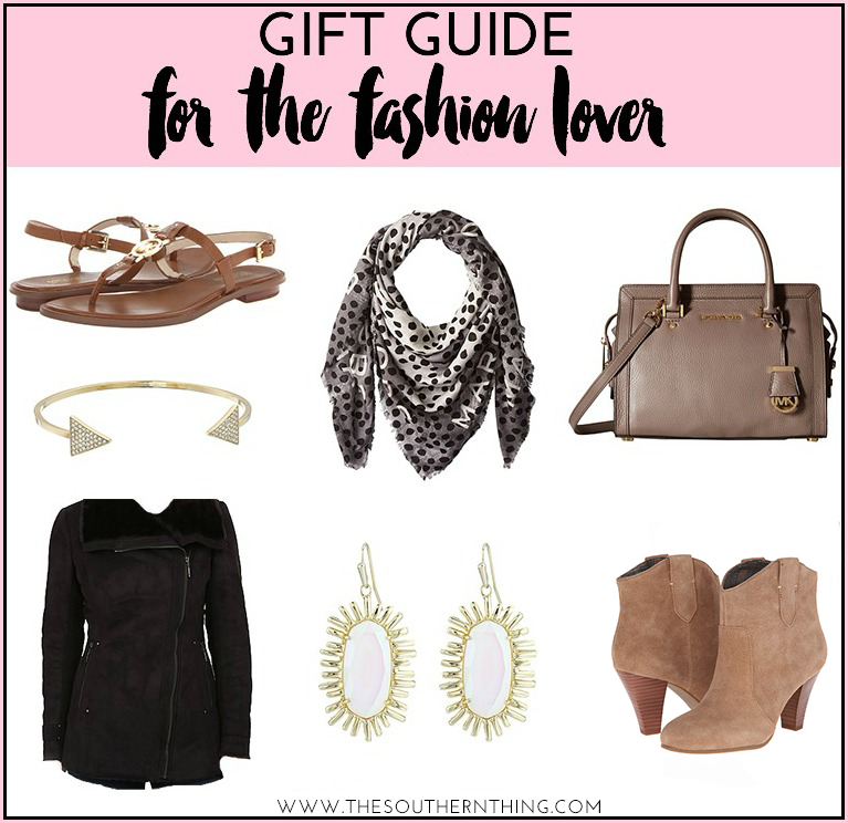 Gift Guide for the Fashion Lover