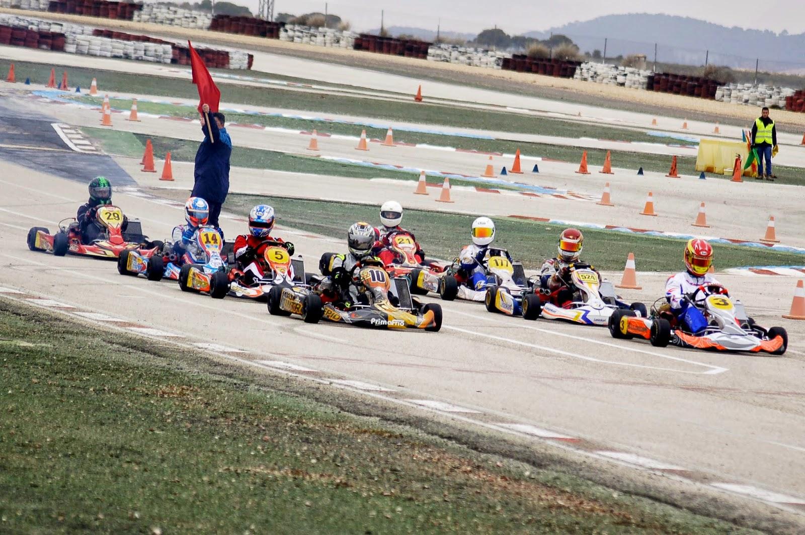 Circuito Jumilla : Benferri karting club: cronica. 2ª prueba campeonato murciano de