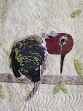 Humming Bird Wallhanging