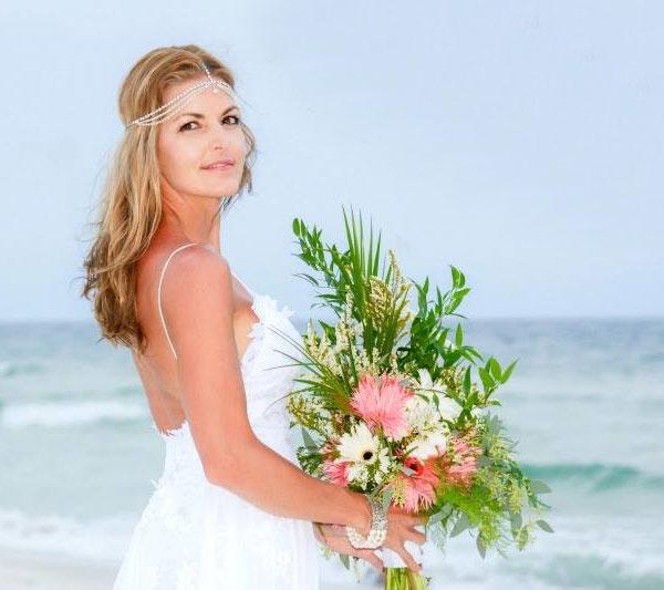 Spring Beach Weddings