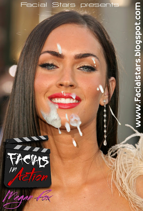 Megan Fox Facials in Action