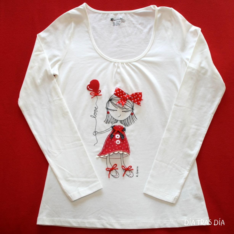 Вышивка на футболке своими руками для детей