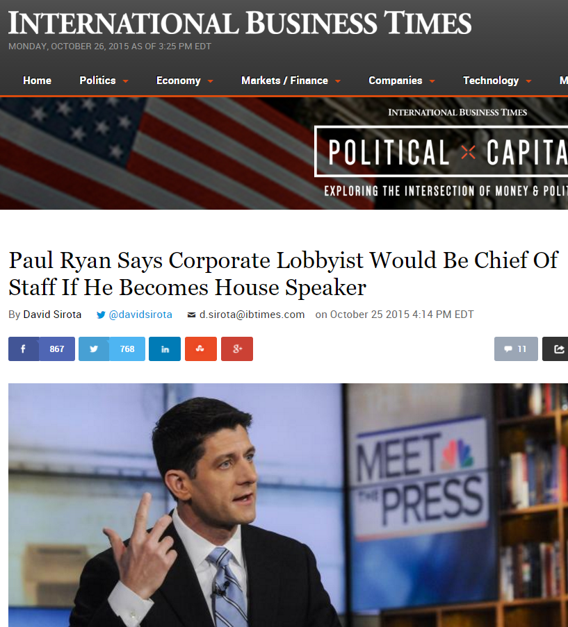 paul ryan presentation Donald trump sold out to paul ryan, not the other way around  but while it's  unquestionably true that the self-presentation of the gop in 2018.