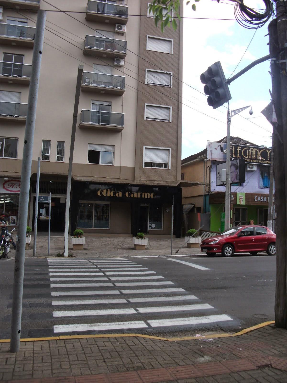 JAIR PEDE ALTERAÇÃO NA SINALEIRA CENTRAL