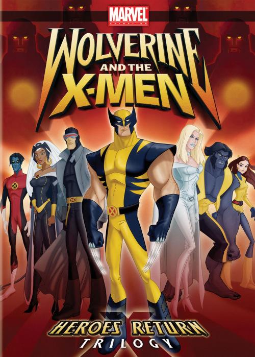 X-men Animeted ตอนที่1 พากย์ไทย