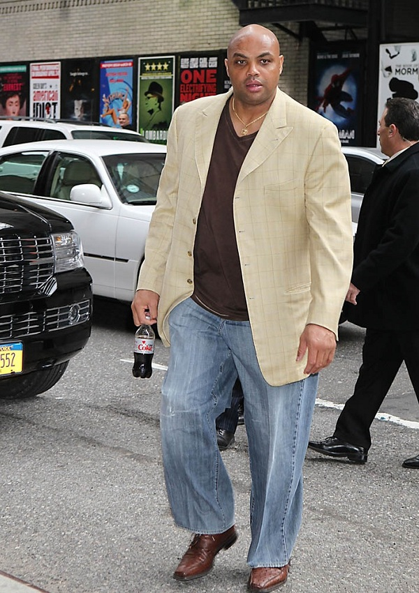 How Tall is Charles Barkley?   - 215.3KB