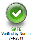 Verified By Norton Safe Web