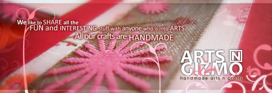 Funtastic Arts-n-Gizmo - Handmade arts and crafts