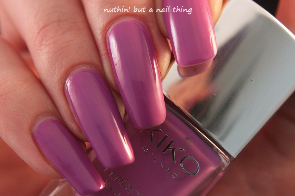 Kiko Milano Perfect Gel Duo - Violet