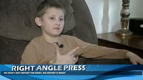 5th grader suspended for pretend shooting with his fingers