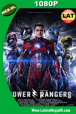 Power Rangers (2017) Latino HD WEB-DL 1080p ()
