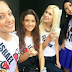 Photos of Miss Universe Selfie Outrage: Miss Lebanon & Miss Israel Pose Together