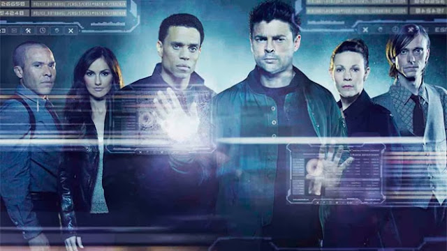 "Almost Human - 1.03 ""Are You Receiving?"" - Review & Speculation"