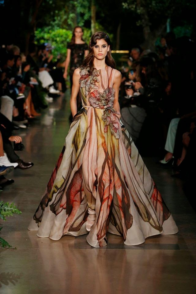 Fashion Show 2015 | Spring Summer Dresses For Western ...