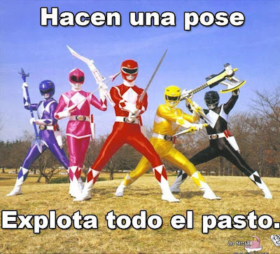 power rangers epicness