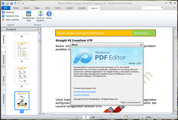 Wondershare pdf editor crack keygen serial patch