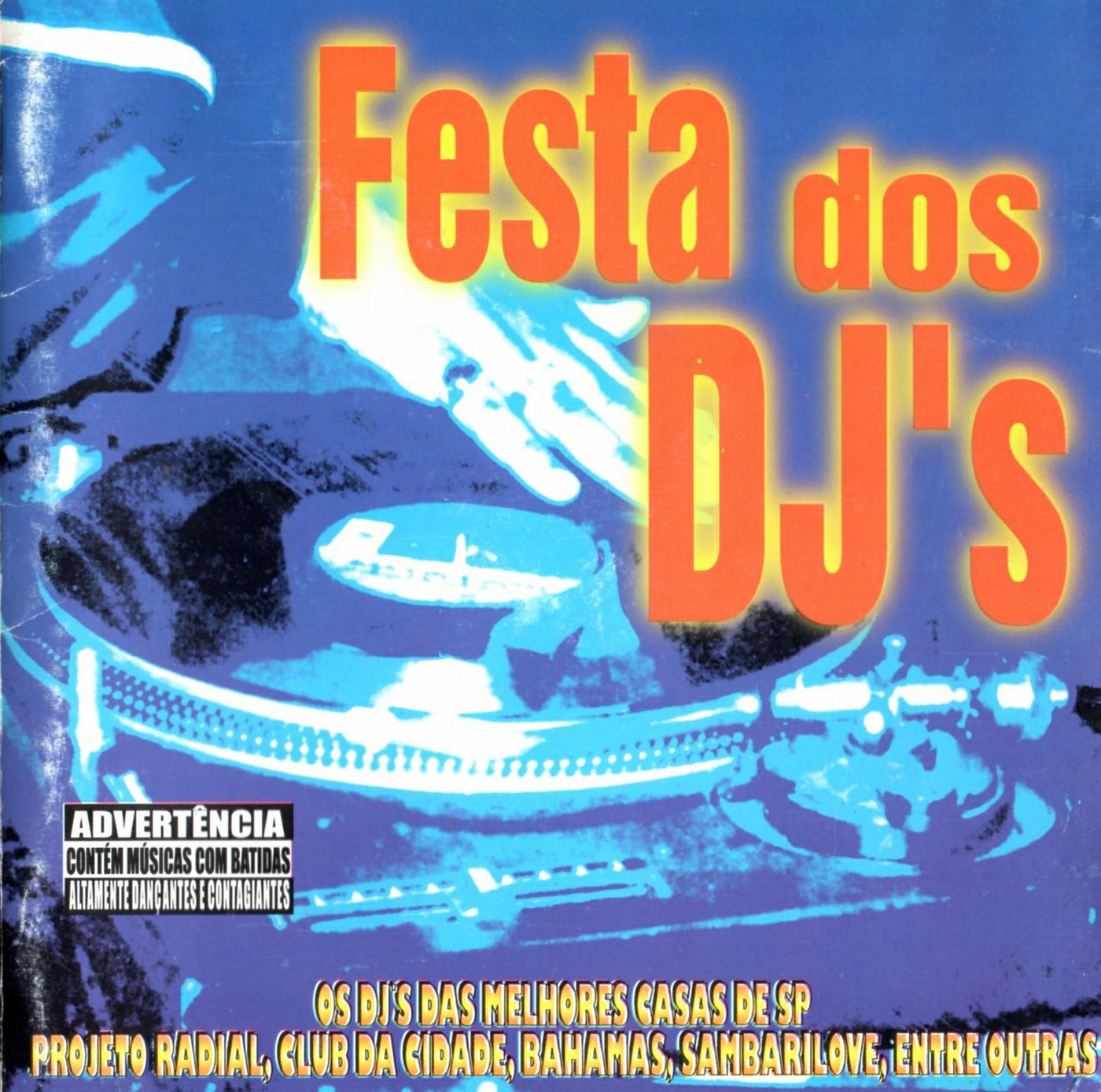 FESTA DOS DJS