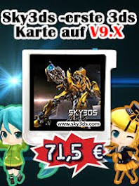 Sky3ds Flashkarte