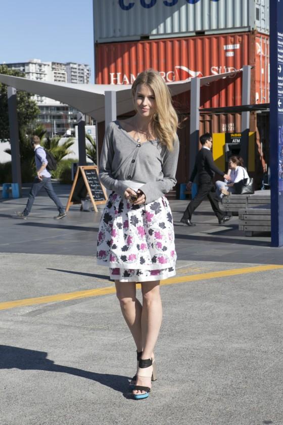 Electric Sekki New Zealand Fashion Week Street Style
