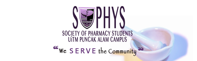 Society Of Pharmacy Students