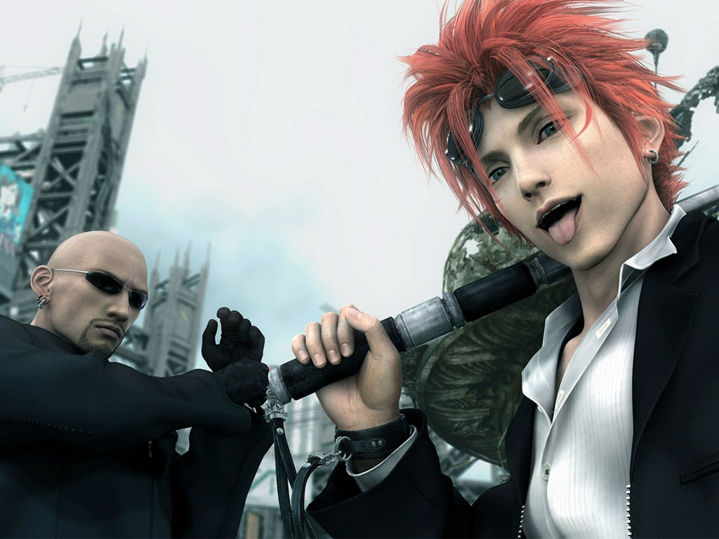 89 final fantasy vii advent children hd wallpapers backgrounds - Http 3 Bp Blogspot Com Cz Kf No More Final Fantasy Vii