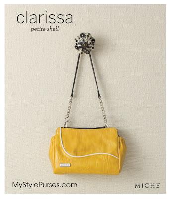 Clarissa Petite Shell for Miche Bags