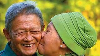 Hubungan selalu harmonis hingga akhir hayat