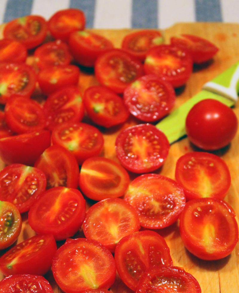 antipasti, pomodorini, stracciatella, brunch, riso, zafferano, vegetariano